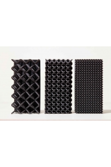 Printed Flexible Lattices