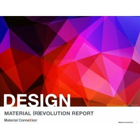 Material (R)evolution: Design